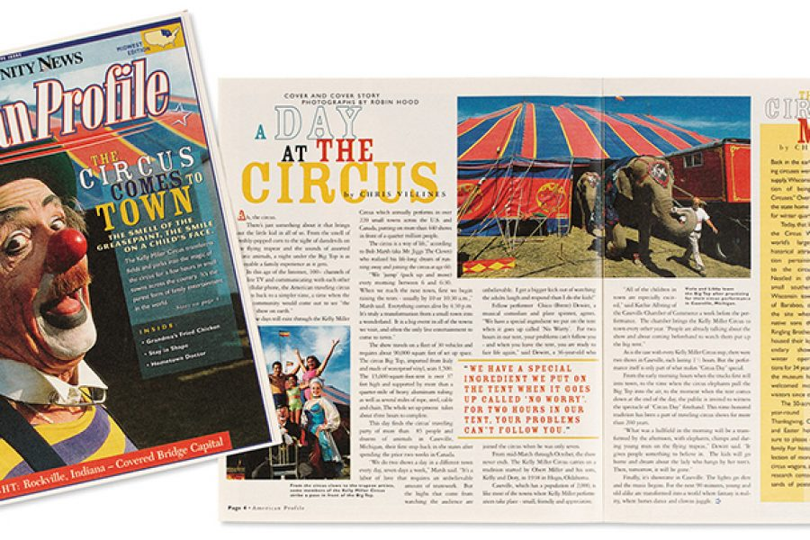 American Profile Magazine