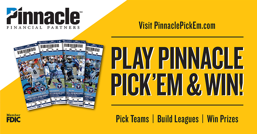 Pinnacle Titans Playbook Ad