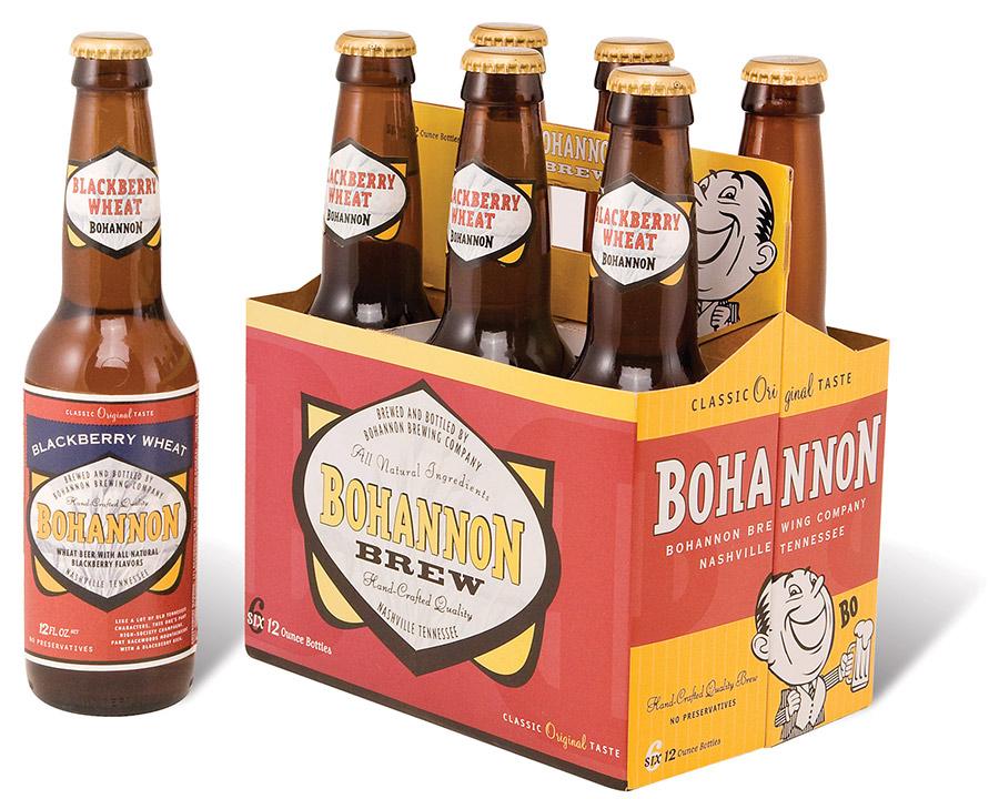Bohannan Beer Packaging