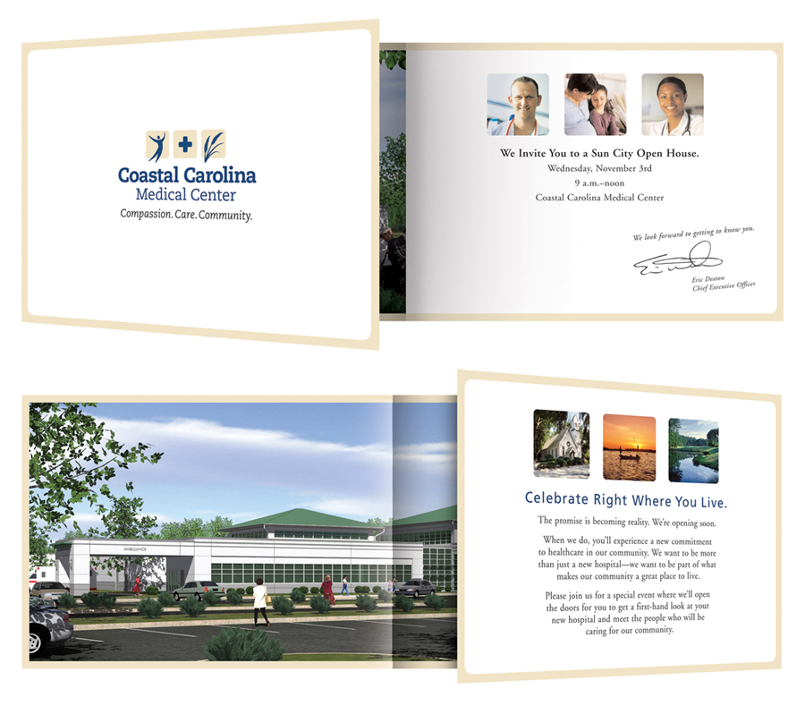 Coastal Carolina Medical Center Direct Mail