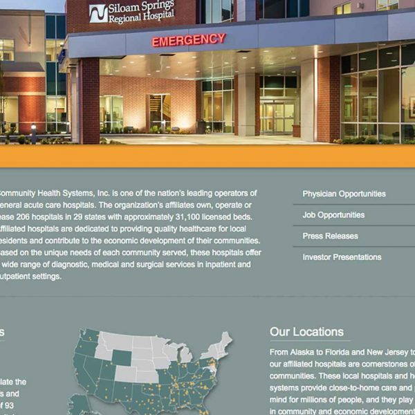 community-health-systems-website