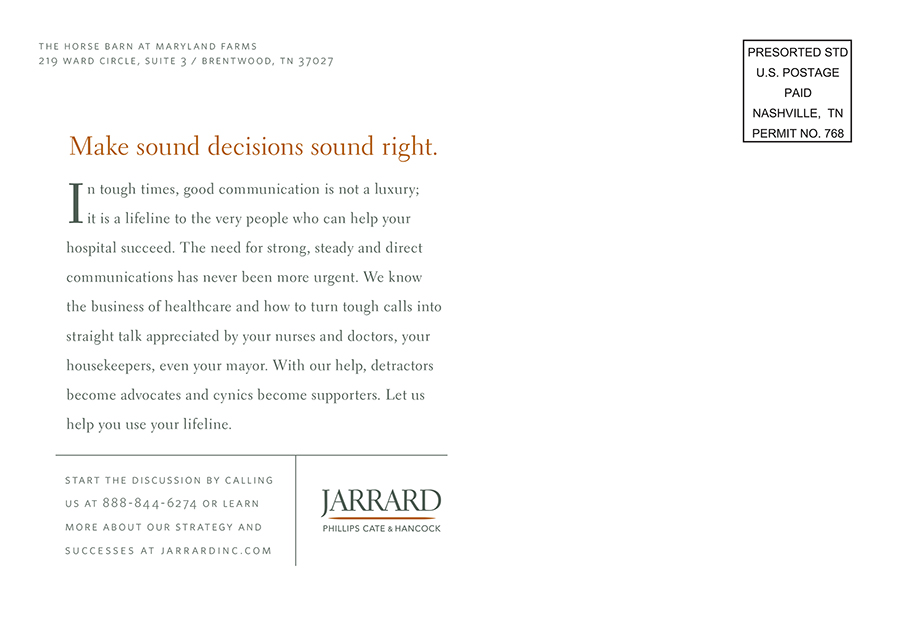 Jarrard Direct Mail