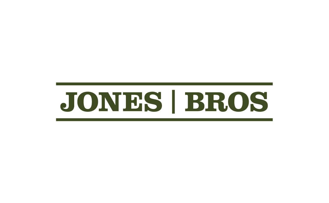 Jones Bros Logo
