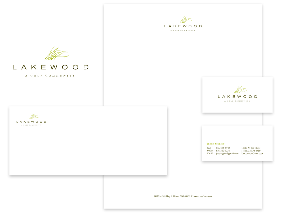 Lakewood Stationery