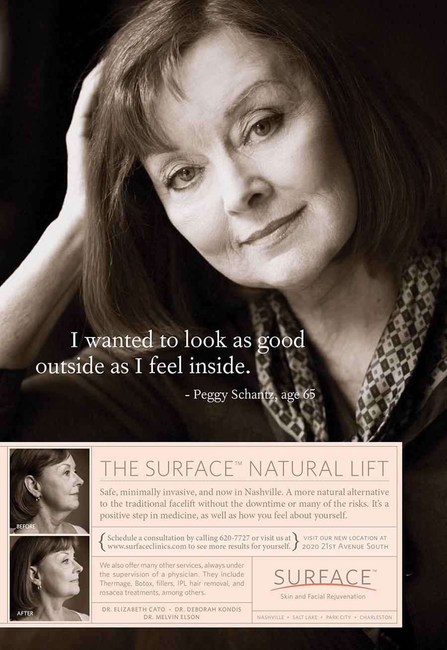 Surface Print Ad