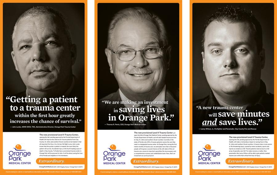 Orange Park Medical Center Posters