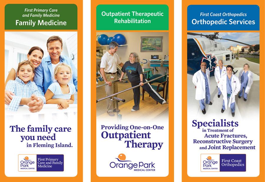 Orange Park Medical Center Ads