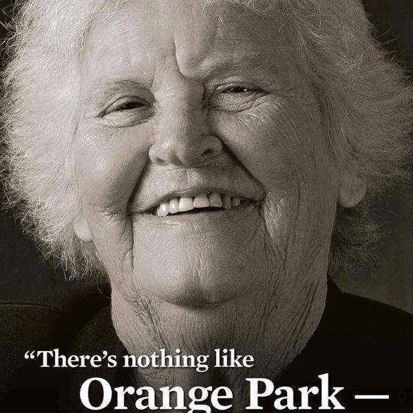 Orange Park Ad