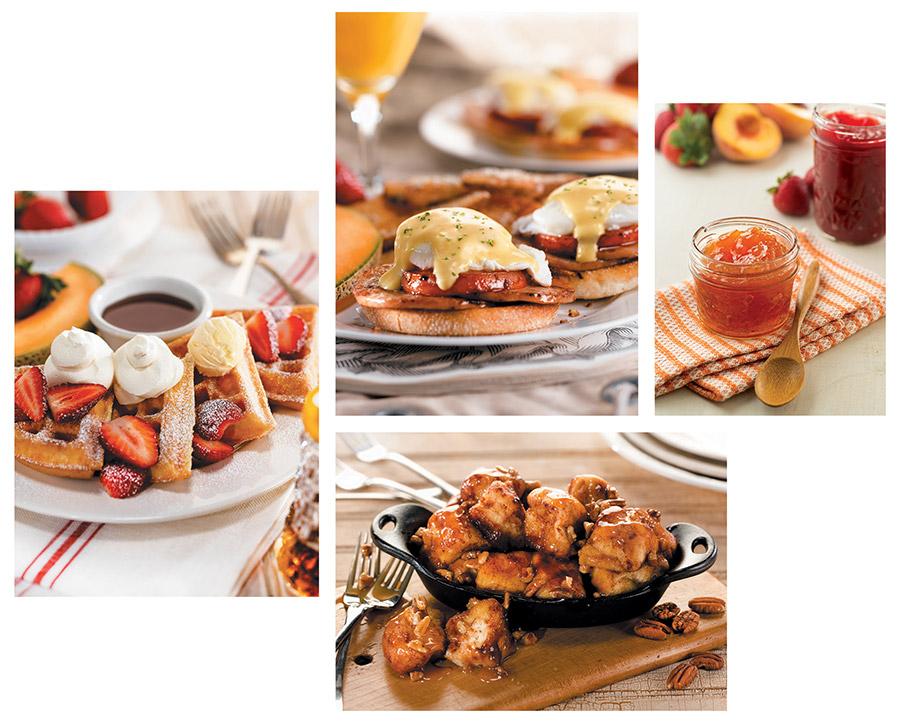 Photo Direction Breakfast