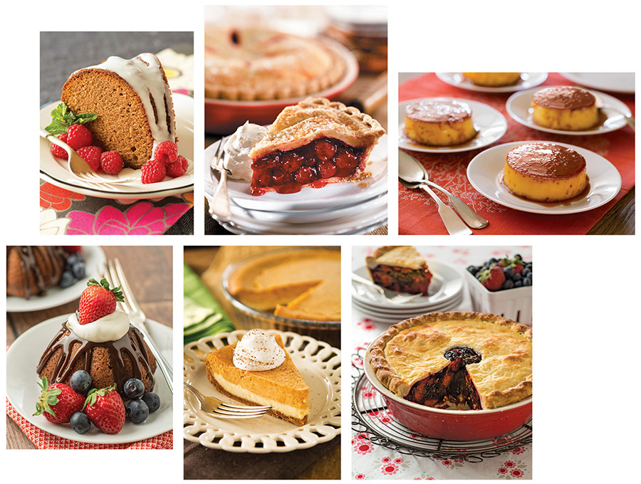 Photo Direction Dessert