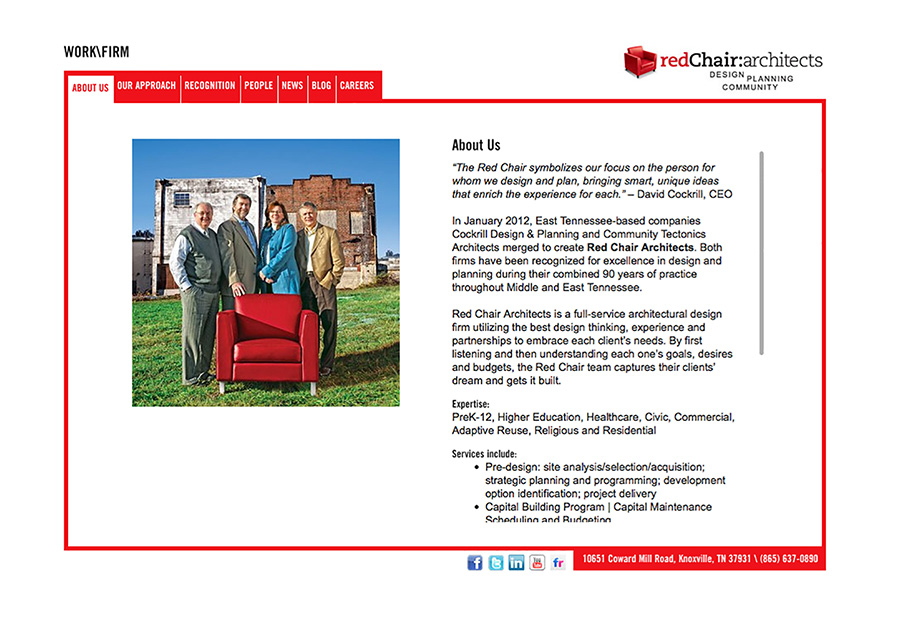 Red Chair Website Red Chair Website Red Chair Website