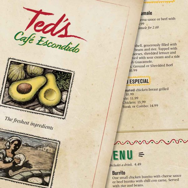 Ted's Cafe Escondido
