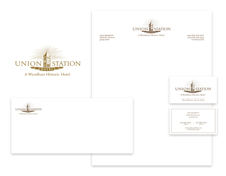 Union Station Stationery