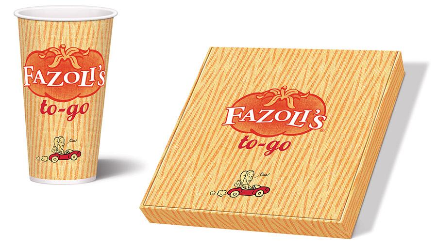 Fazolil's Package Design