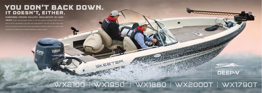 Skeeter Boats Freshwater Catalog