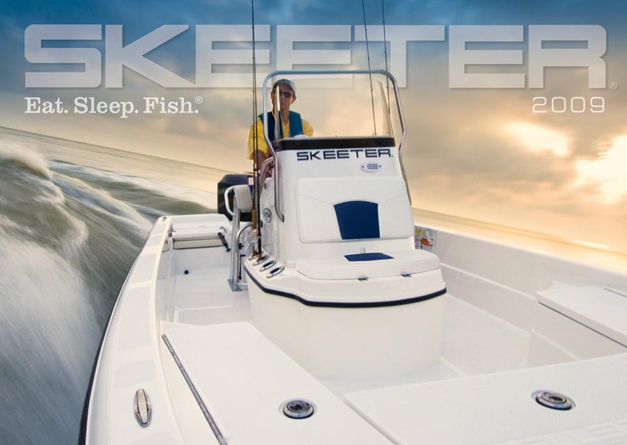 Skeeter Boats Saltwater Catalog