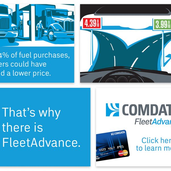 Comdata Fleet Advance Square Online Ads