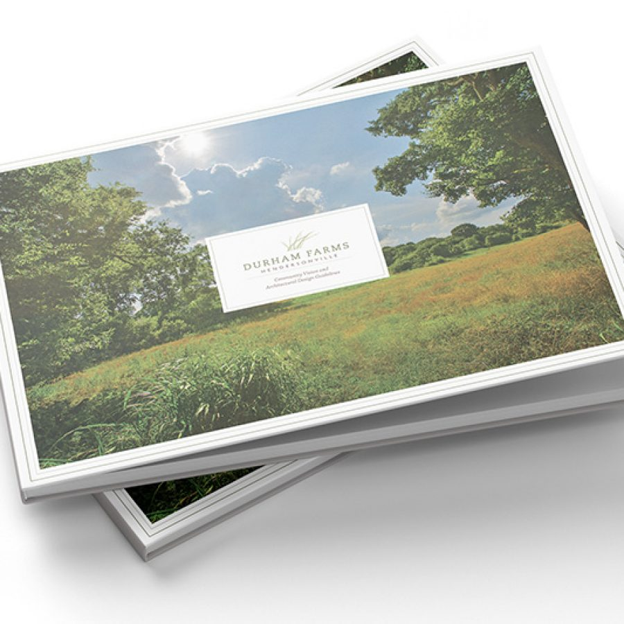 Durham Farms Design Guidelines Cover