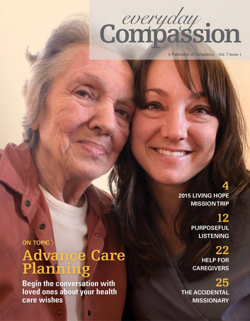 Everyday Compassion Magazine
