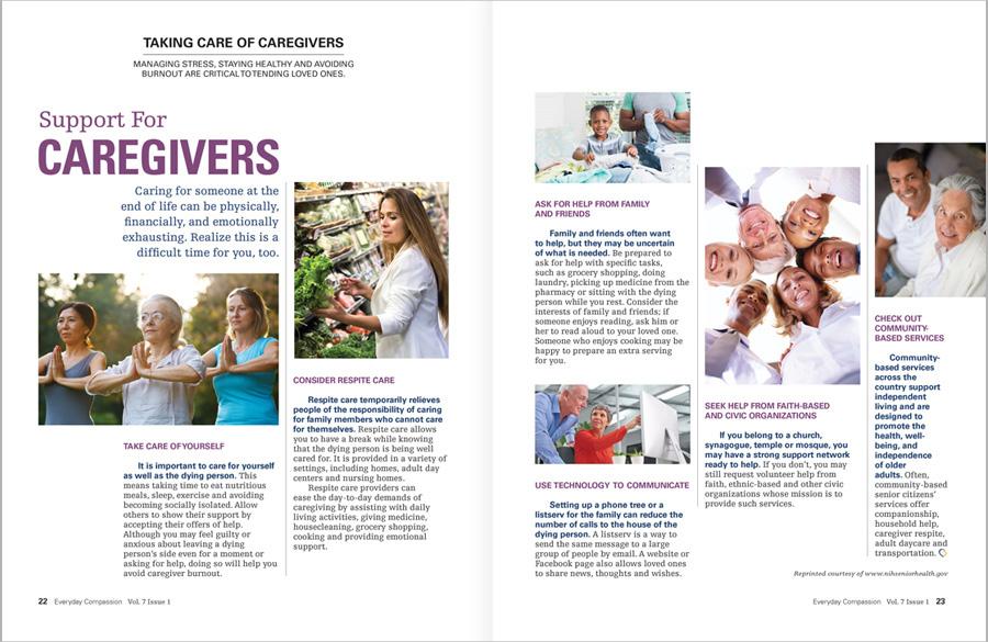 Compassus Everyday Compassion Magazine