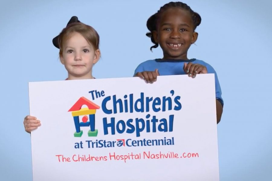 Childrens Hospital at Centennial TV Spot