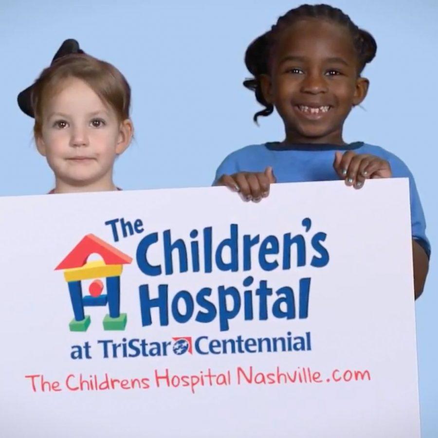 Childrens Hospital at Centennial TV Spot