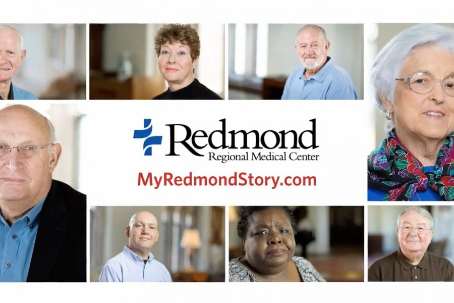 Redmond Regional Medical Center TV Spot