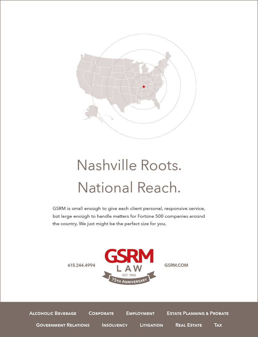 GSRM Print Advertising