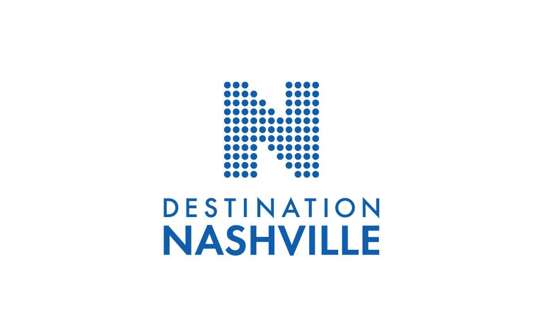 Destination Nashville Logo