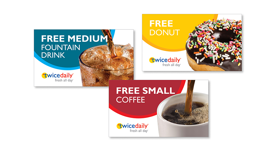Twice Daily Coupons